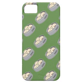 Pork Bun dim sum Chinese breakfast steamed bbq bun iPhone SE/5/5s Case