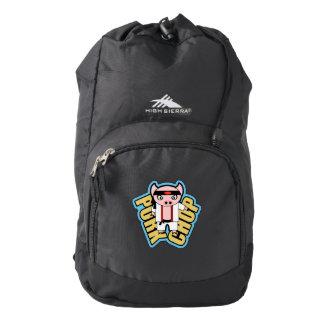 Pork Chop High Sierra Backpack