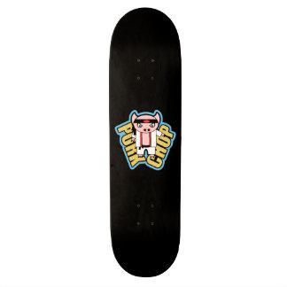 Pork Chop Skateboard Decks