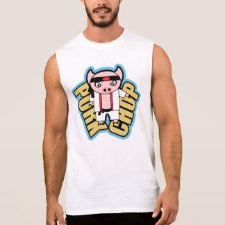 Pork Chop Sleeveless Shirt