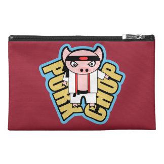 Pork Chop Travel Accessory Bag