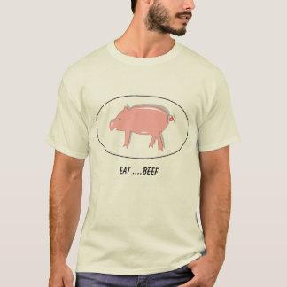 PORK, Eat ....BEEF T-Shirt