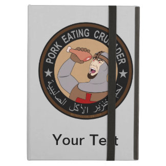 Pork Eating Crusader iPad Air Covers