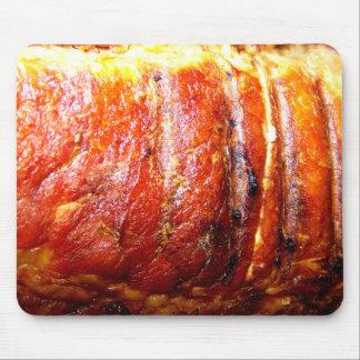Pork Loin Roast Photo Mouse Pad