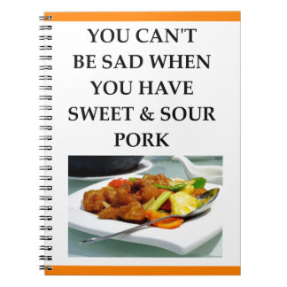 pork notebook
