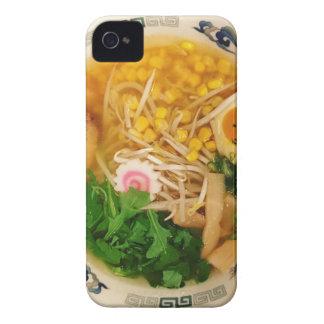Pork Ramen Noodle Soup iPhone 4 Cover