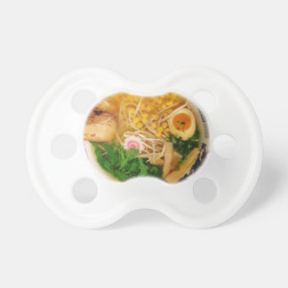 Pork Ramen Noodle Soup Pacifier