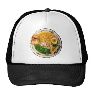Pork Ramen Noodle Soup Trucker Hat