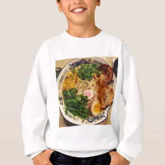 Pork Ramen Noodles Sweatshirt