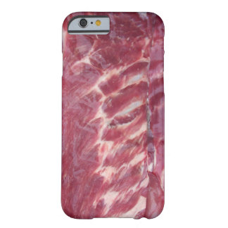 Pork Ribs Barely There iPhone 6 Case