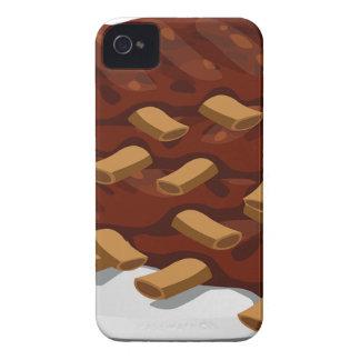 Pork Ribs iPhone 4 Cover