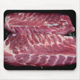 Pork Ribs Mouse Pad