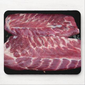 Pork Ribs Mouse Pad