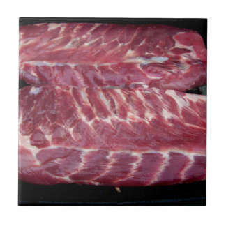 Pork Ribs Tile