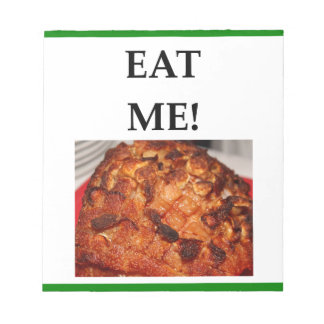 pork roast notepad
