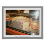 Pork Sausage - St. Jacobs Farmers' Market  Print