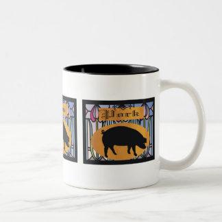 Pork Sign Coffee Mug