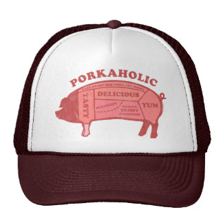 Porkaholic Hat