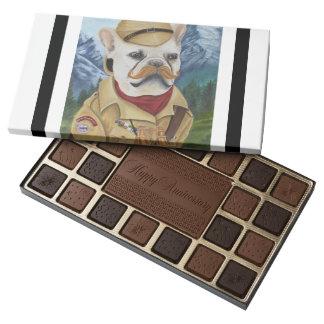 Porkchop the British Explorer Assorted Chocolates