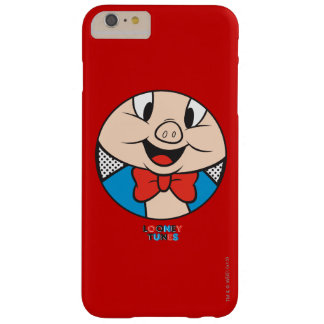 Porky Dotty Icon Barely There iPhone 6 Plus Case