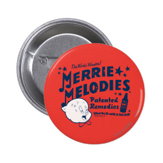 Porky MERRIE MELODIES™ Remedies 2 Pin