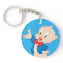 Porky Pig | Classic Pose Keychain