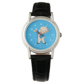 Porky Pig | Classic Pose Wrist Watch