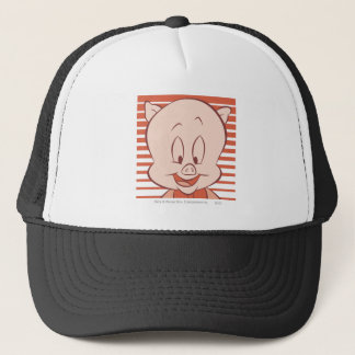 Porky Pig Expressive 23 Trucker Hat