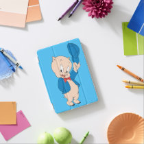 Porky Pig | Waving Hat iPad Mini Cover