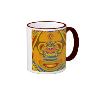 Porky Pounder Ringer Mug