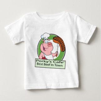 Porky's Cafe T-shirt