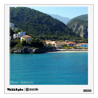 Poros – Kefalonia Wall Decal
