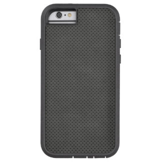 Porous Dark Metal Pattern Tough Xtreme iPhone 6 Case