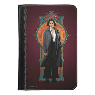 Porpentina Goldstein Art Deco Panel iPad Mini Case