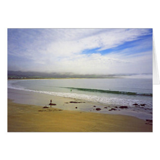 Porpoise Bay Card