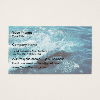 Porpoise Dall Business Card