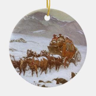 Porqué el correo era atrasado por Berninghaus, Ornamentos Para Reyes Magos