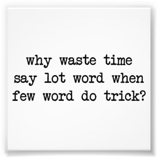 Porqué el tiempo inútil dice que palabra de la por cojinete