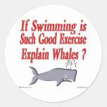 Porqué es el pegatina de la grasa de las ballenas