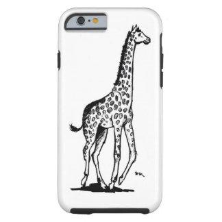Porqué está usted Giraffing Funda De iPhone 6 Tough
