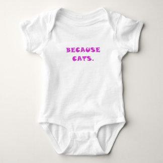Porque gatos t shirts