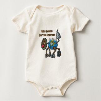 Porqué los gnomos no pueden ser cazadores mamelucos de bebé
