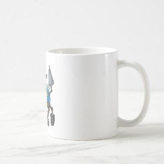 Porqué los gnomos no pueden ser cazadores taza de café
