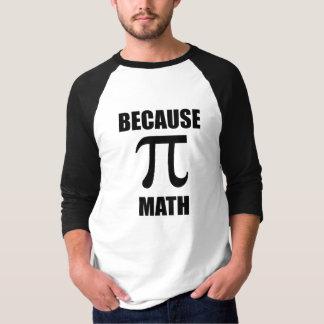 Porque matemáticas polera