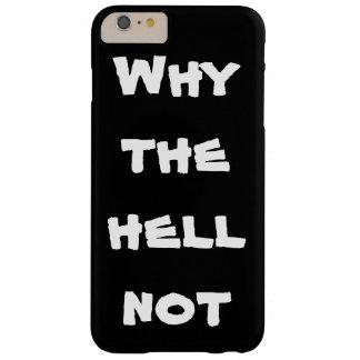 Porqué no funda para iPhone 6 plus barely there