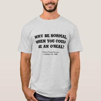 Porqué sea camisa NORMAL de la reunión