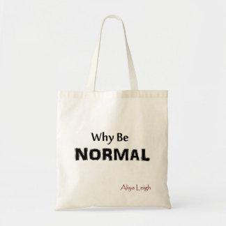 Porqué sea normal - bolso