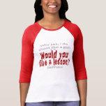 ¡Porqué sí, tiro como un chica! Camisetas