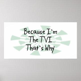 Porque soy el TVI Póster