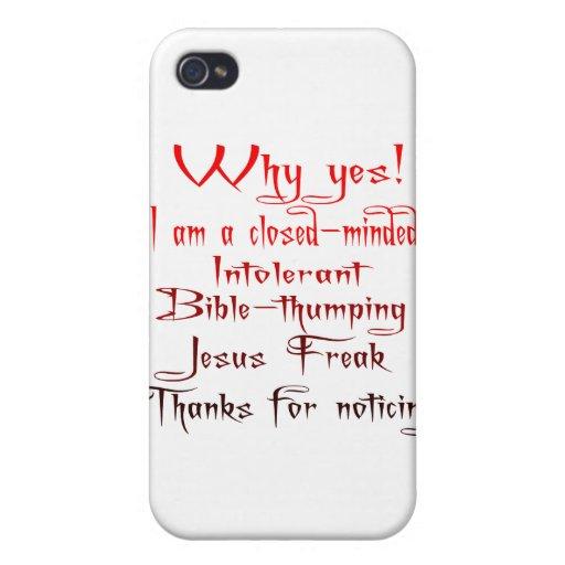 Porqué soy sí cerrado-haber importado, intolerante iPhone 4 fundas